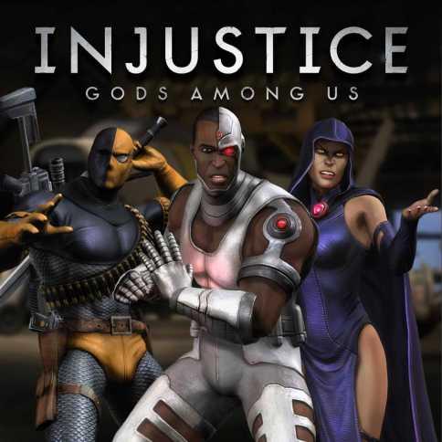 DC Injustice Skin Pack 2