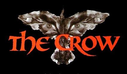 The Crow teaser poster