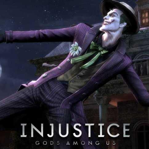 The Killing Joke Joker Injustice 1
