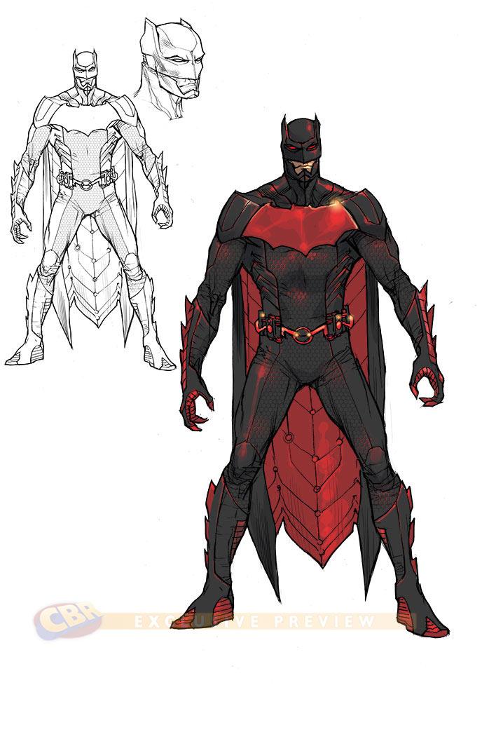 Batman Justice League 3000