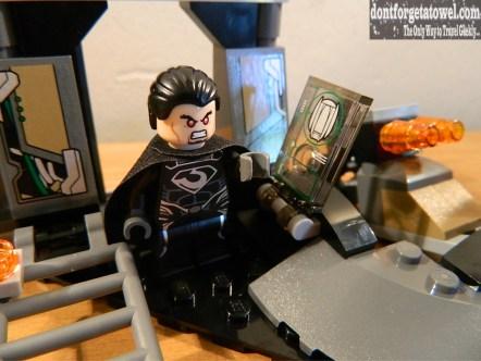 Lego Man of Steel 10