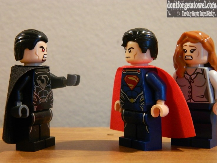 Lego Man of Steel 15