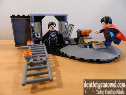 Lego Man of Steel 9