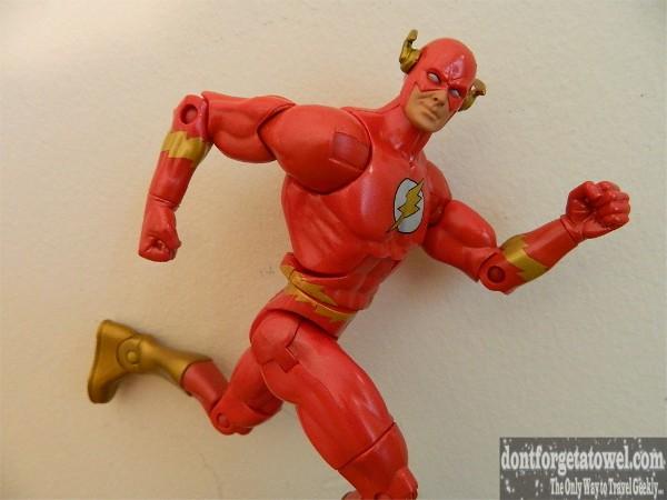 Mattycollector Wally West Flash 10