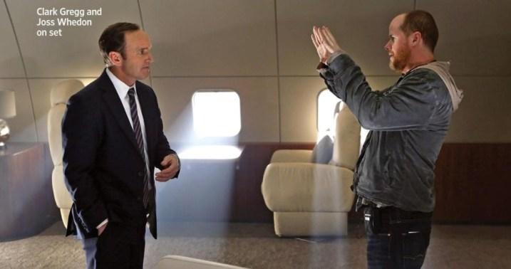 Agent Coulson Joss Whedon