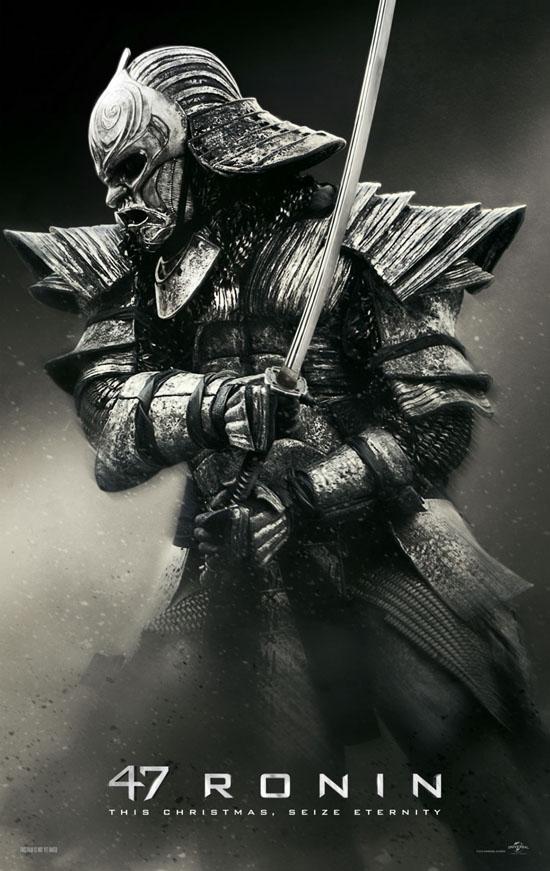 Armor_47_Ronin_Poster