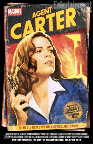 Hayley Atwell Peggy Carter Marvel 2
