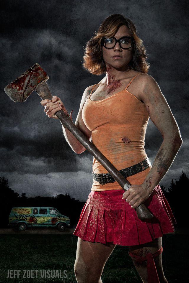 Sexy Walking Dead Velma
