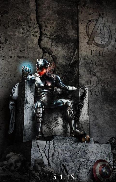 Age of Ultron Fan Poster