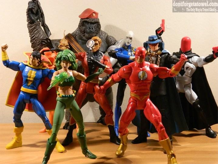 DC Universe Classics Fire 13