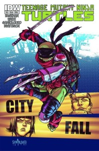 TMNT 25 cover