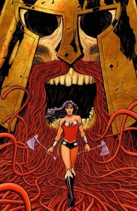 Wonder Woman 23 cover