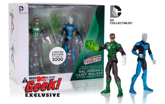 DC Collectibles Lanterns NYCC