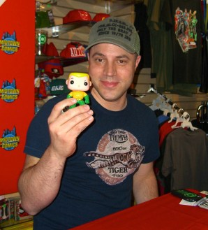 Geoff Johns Aquaman PoP!
