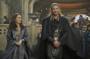 Natalie portman Thor Dark World