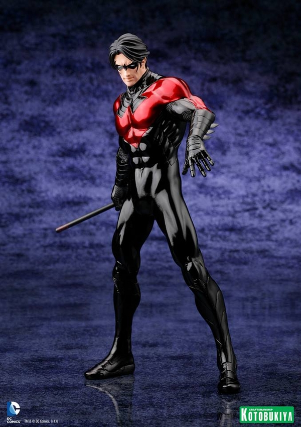 Nightwing New 52 Kotobukiya 01