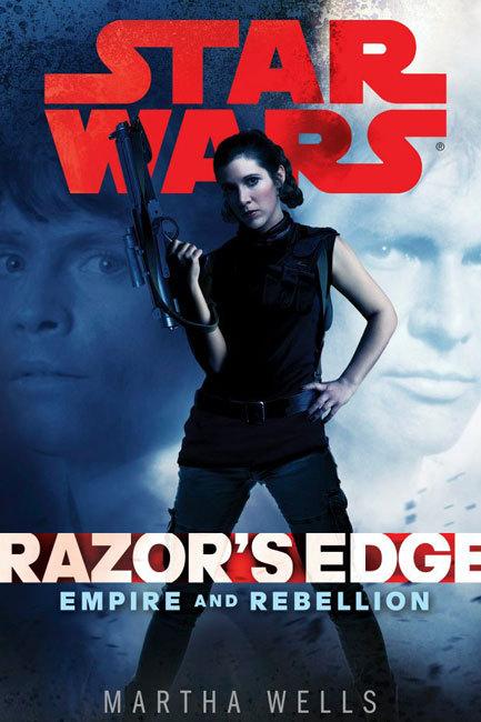 Star Wars Razor's edge Empire and Rebellion cover