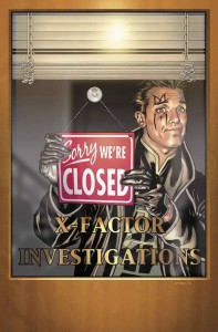 X-Factor 262 cover