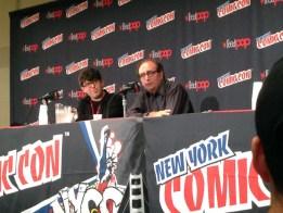 RL Stine Panel NYCC 2013