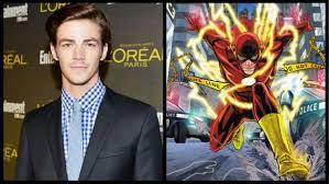 Arrow Flash Grant Gustin