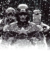 Avengers Endless Wartime GN cover