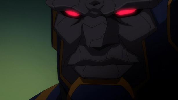 Darkseid Justice League War