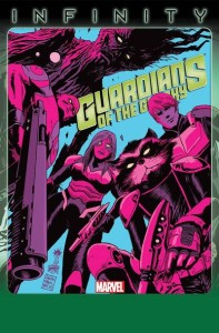 Guardians of the Galaxy 8 cover