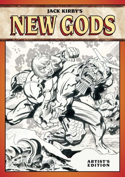 Jack Kirbys New Gods Artisits Edition IDW