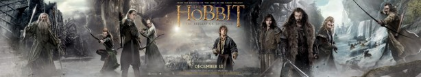 The Hobbit The Desolation of Smaug Banner 2
