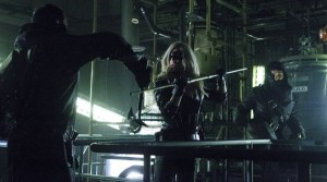 Arrow league of assassins
