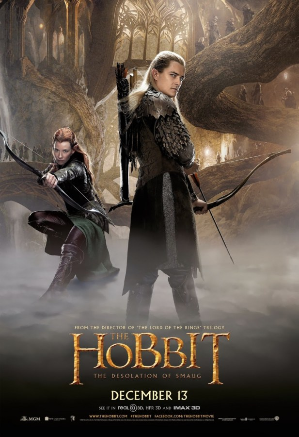 the-hobbit-poster-orlando-bloom-evangeline-lilly