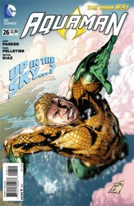 Aquaman 26 cover