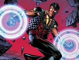 DC Comics Vibe
