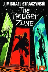 The Twilight Zone 1 cover