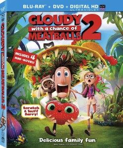 Cloudy Meatballs 2