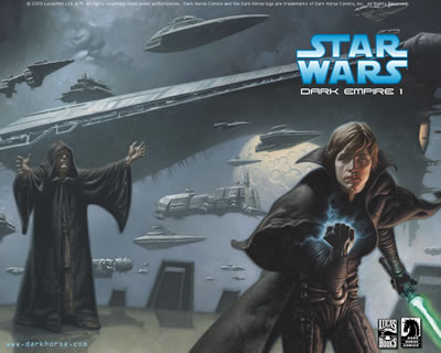 Dark Empire Star Wars