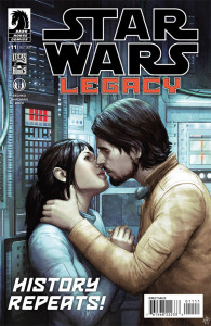 Star Wars Legacy II  11 cover