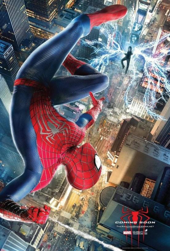 amazing spider man 2 new poster 1