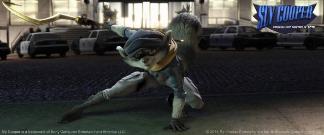 sly cooper movie 2