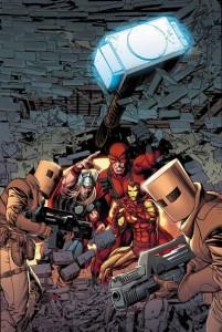 Avengers 26 cover