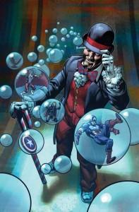 Captain America 17 cover