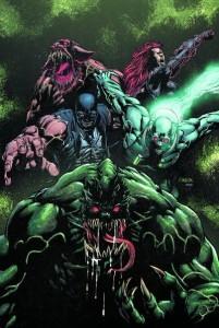 Forever Evil Arkham War 5 cover