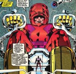 X-Men Master Mold