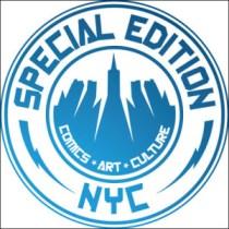 special edition NYC logo