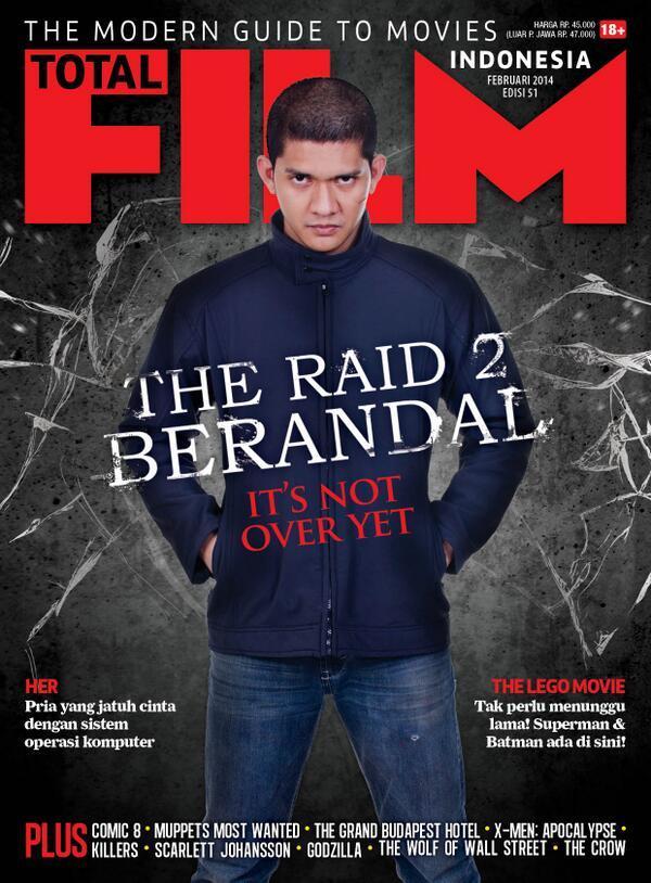 total film raid 2 cover