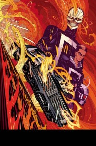 All New Ghost Rider 1 cover