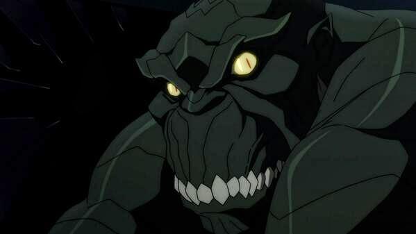 Killer Croc Son of Batman