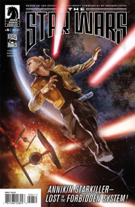The Star Wars 6 cover