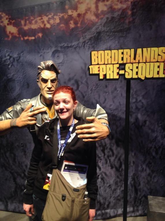 Myrrick and Handsome Jack from Borderlands