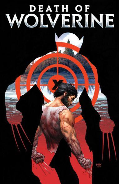 Marvel Death of Wolverine 01